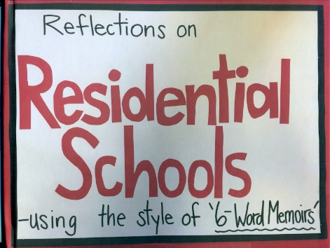 First Nations Residential Schools